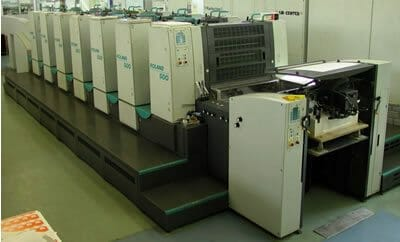 Sheetfed Offset Printing may be exactly what your business needs