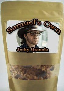 jerky granola