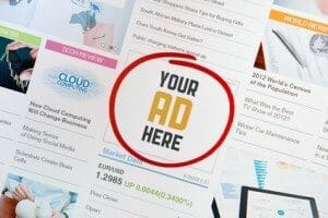 paid online ads