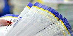 Lettershop mailing services