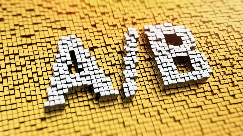 Pixelated A/B