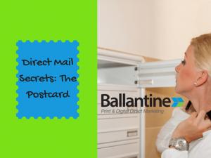 Direct Mail Secrets: The Postcard