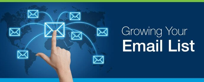 Have you Done Everything you Can to Grow your Email List?