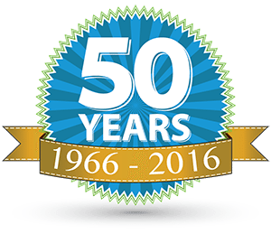 Celebrating our 50th year