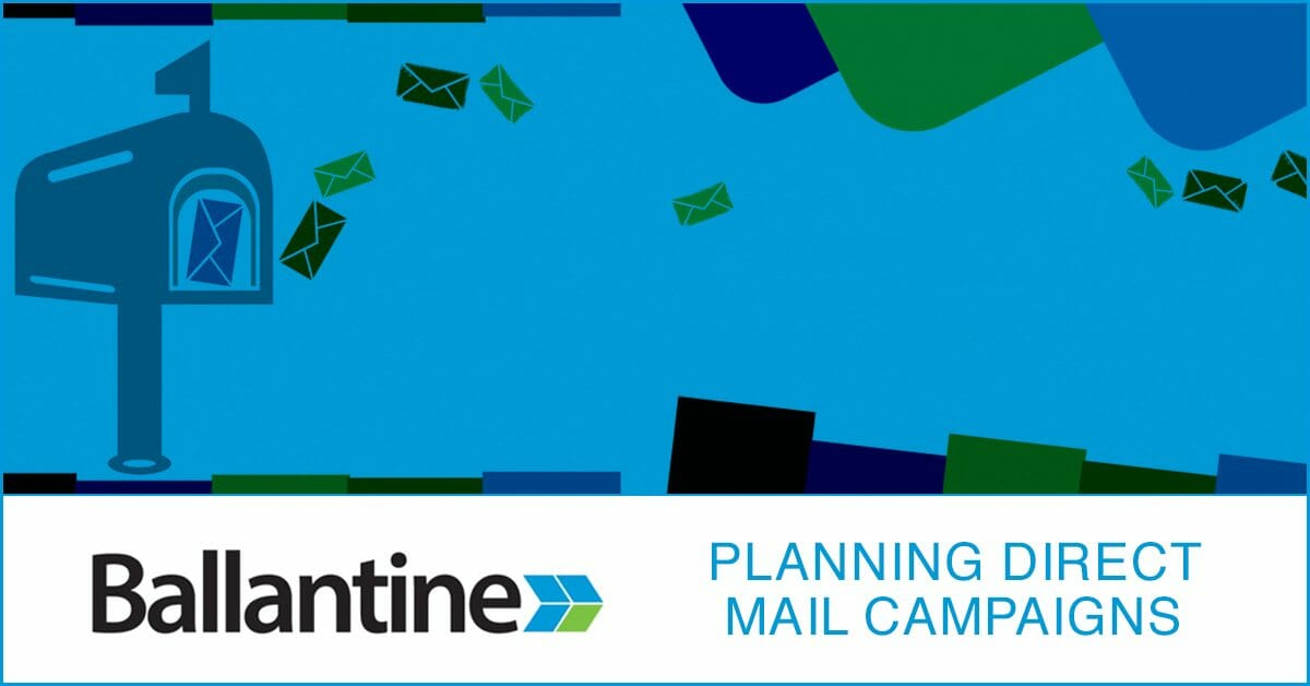 Strategic Planning Is the Key to a Successful Direct Mail Campaign