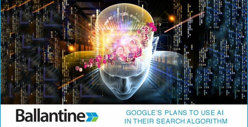 The New Google Artificial Intelligence (AI) Plan