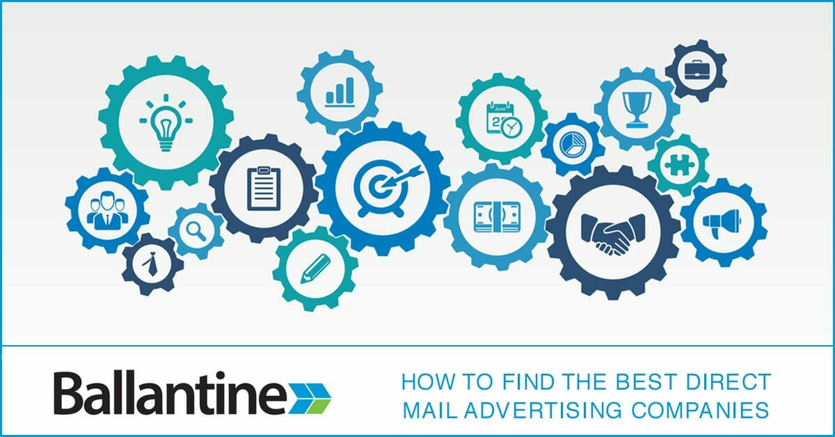 The elements of direct mail advertising