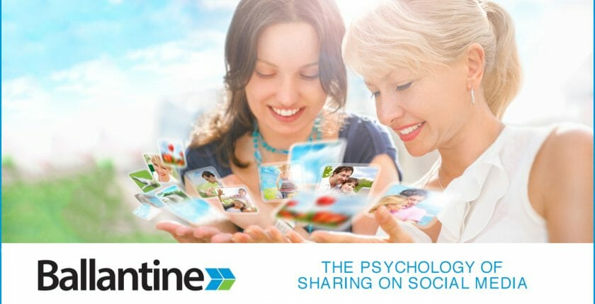 3 Awesome Insights on the Psychology of Social Media Sharing