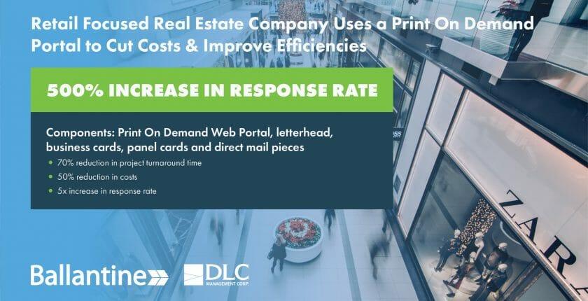Direct Mail Print Portal Case Study