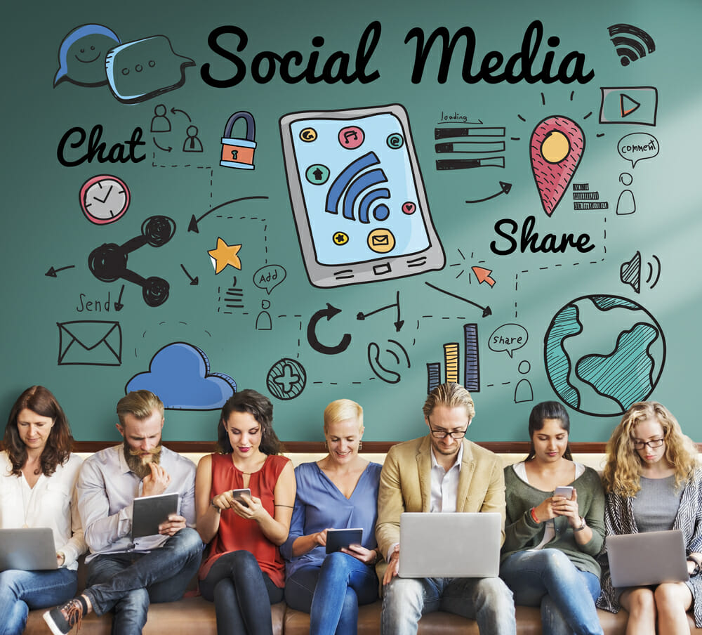 social media content curation, benefits of social media marketing