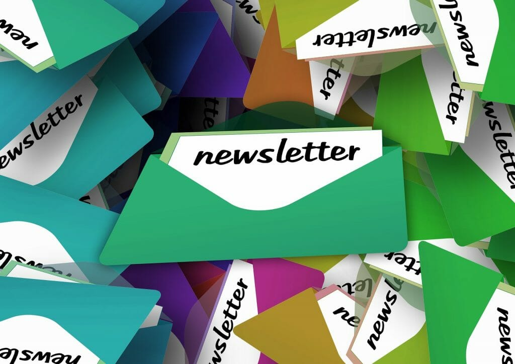 Fundraising newsletter examples, organization newsletter, creating a newsletter for nonprofit, product fundraising, recurring donations, nonprofit organizations