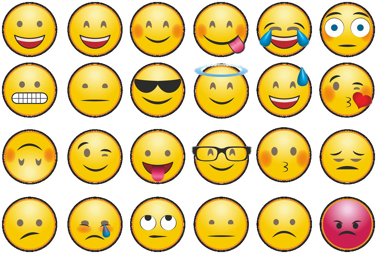 World emoji day, emojis in email marketing, emojis in marketing, emojis in social media marketing